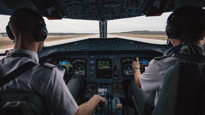 Ini Kode Rahasia dari Pilot dan Pramugari Saat Pesawat Akan Jatuh