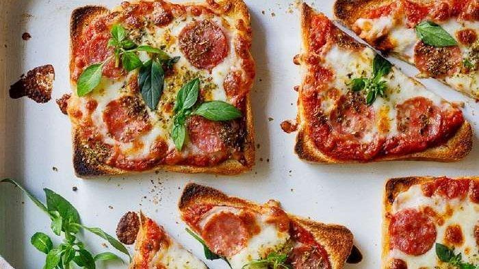 5 Olahan Roti Tawar, Ada Pizza Roti hingga Puding Roti Tawar, Cocok untuk Menu Buka Puasa