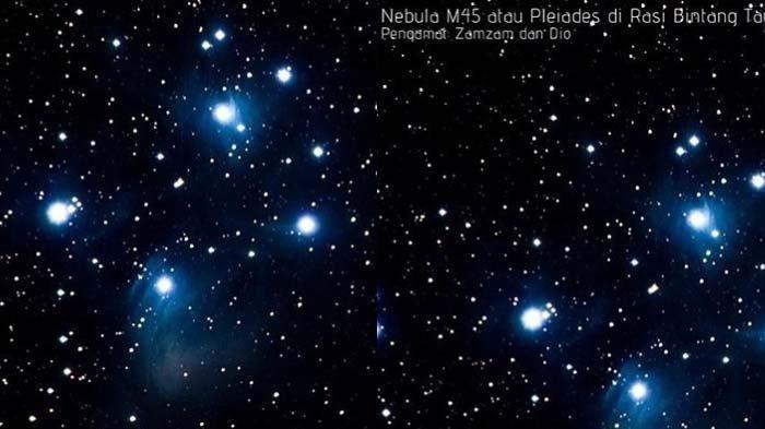 Dikaitkan dengan Legenda Jaka Tarub, Ini Fakta Unik Bintang Tsuraya