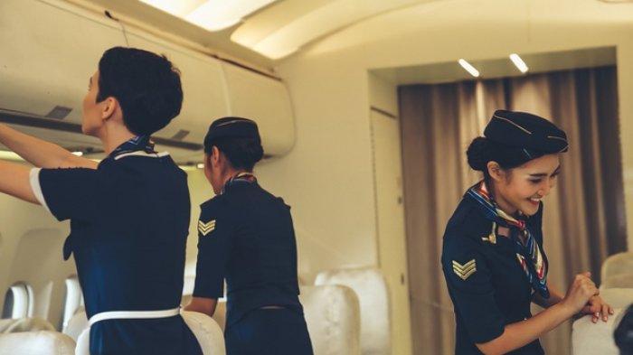 Keluhan Pramugari Soal Perilaku Penumpang Pesawat yang Bikin Kesal, Ada yang Salah Penerbangan