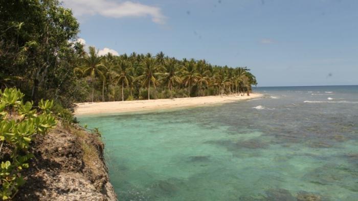 Pulau Laga, Pulau yang Dijuluki Pulau Semut di Merah di Ujung Timur Sulawesi Utara