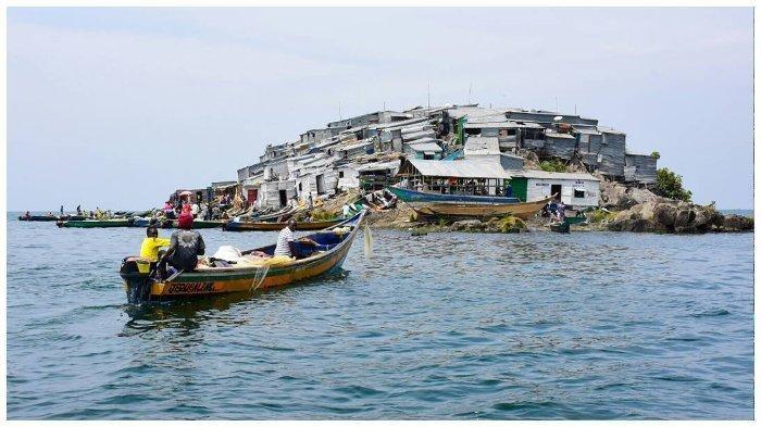 Cerita Pulau Migingo yang Diperebutkan Dua Uganda dan Kenya