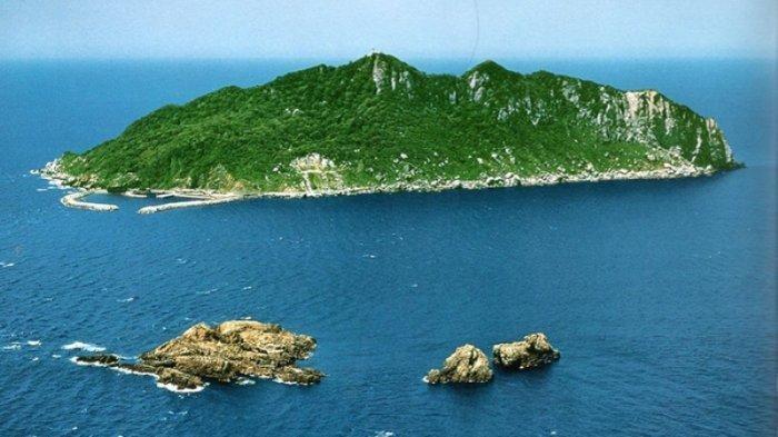 Pulau Okinoshima di Jepang, Situs Warisan Dunia yang Tidak Boleh Dikunjungi Wanita