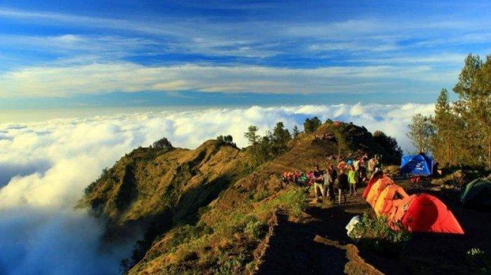 Taman Nasional Gunung Rinjani Siapkan Protokol New Normal, Ada Jalur Pendakian Baru