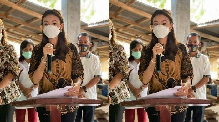 Dukung KEK Pariwisata Likupang, Rizya Ganda Daveg Minta Masyarakat Produksi Kerajinan Tangan