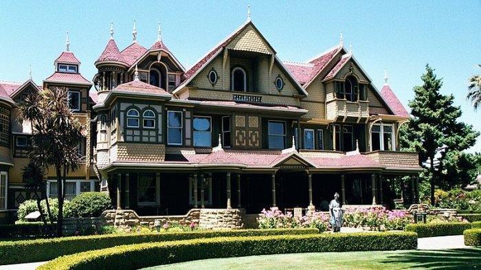 Jadi Tempat Paling Misterius di Amerika, Apa Isi dari Rumah Winchester?