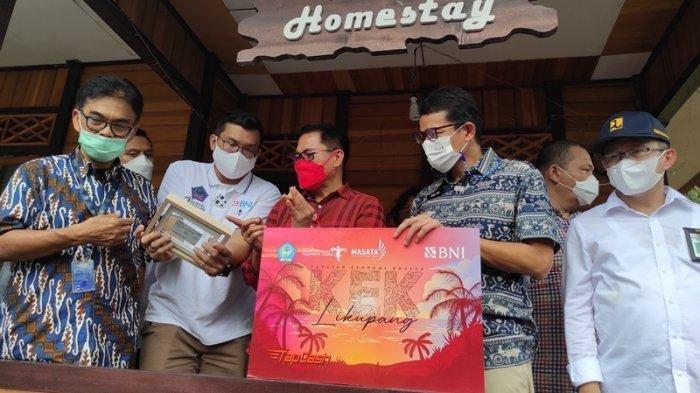 BNI Manado Keluarkan Tapcash Edisi Khusus Guna Dukung Pengembangan KEK Pariwisata Likupang