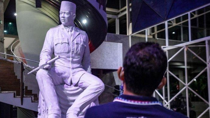 Ada Patung Raksasa Ir Soekarno, Sandiaga Uno Dukung Penuh Pembangunan Bandung Freedom Park