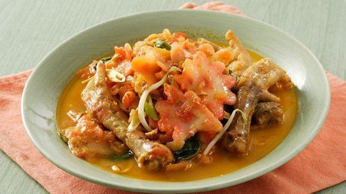 Bandung Masuk 56 Kota dengan Makanan Tradisional Terbaik Dunia, Ada Seblak hingga Batagor