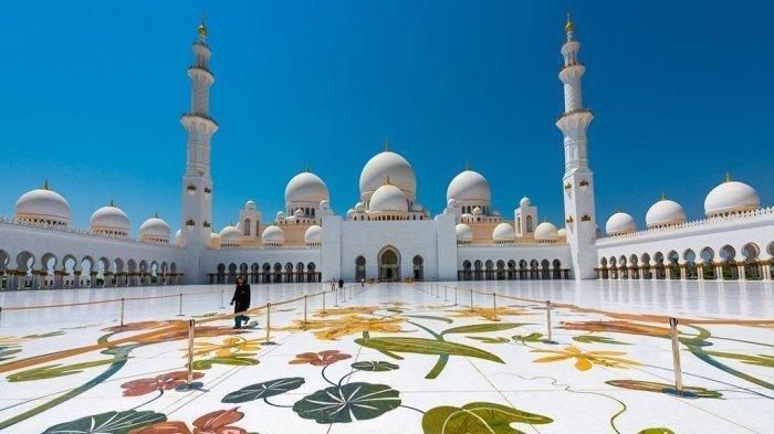 6 Masjid Terindah di Dunia Ini Bisa Kamu Nikmati Secara Virtual, Salah Satunya Masjidil Haram