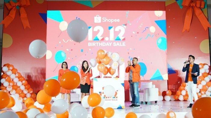 HUT Ke-4, Shopee Luncurkan 'Shopee 12.12 Birthday Sale', Gratis Ongkir Xtra dan Flash Sale Rp 99