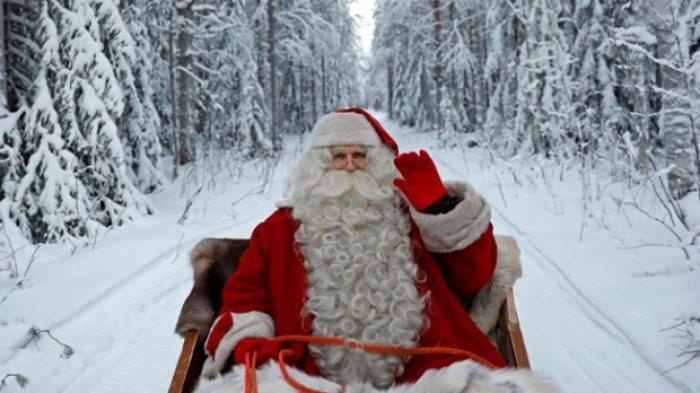 Finlandia Operasikan Pesawat ke Tempat Asal Sinterklas