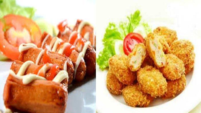 Termasuk Sosis dan Nugget, Ini 7 Makanan Praktis untuk Sahur