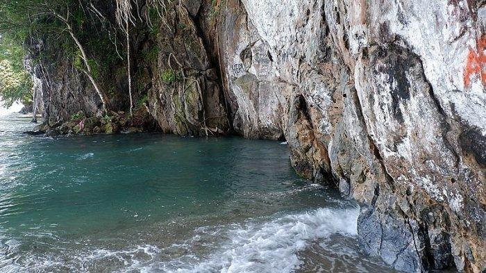 Mengenal Sungai Tamborasi, Sungai Terpendek di Dunia, Jadi Objek Wisata Unggulan