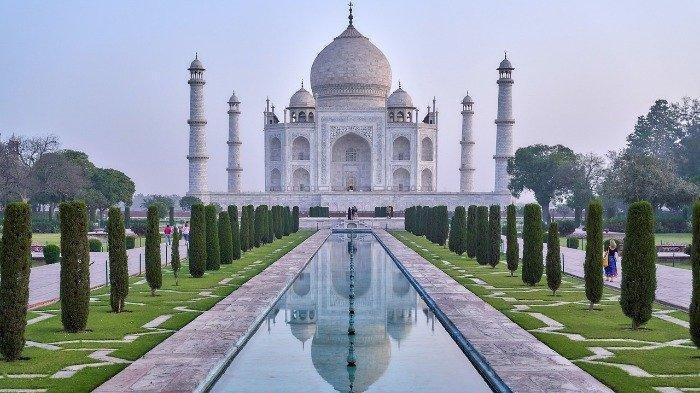 7 Fakta Unik Taj Mahal, Dibangun Atas Nama Cinta hingga Menjadi Target di Masa Perang