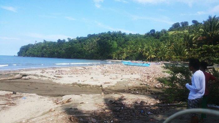 Plesir ke Tanjung Buaya, Pantai Perawan di Bolmong Utara