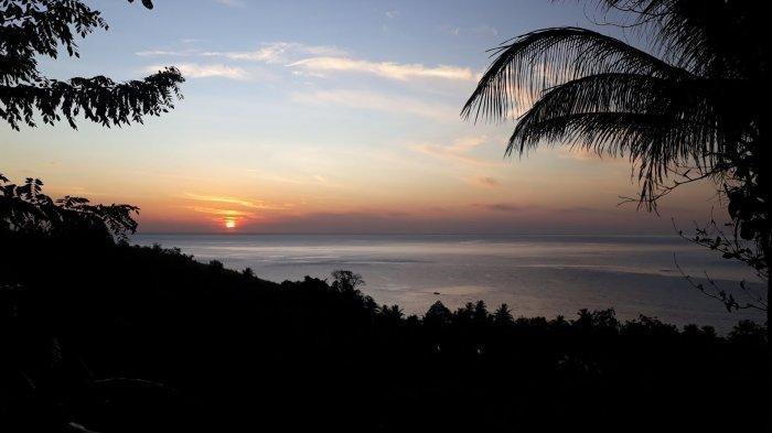 Tanjung Mariri, Tempat Terindah Menikmati Sunset di Bolmong