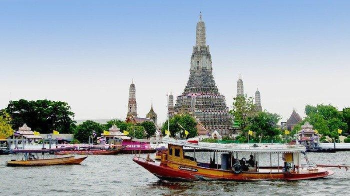 Mau ke Thailand? Begini Cara Mengurus Tourist Visa