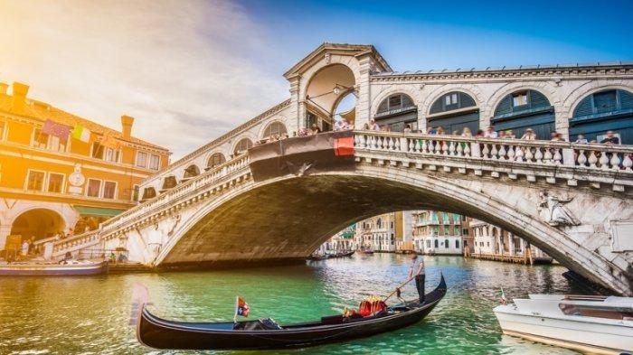 Ini 7 Fakta Unik Venesia, Miliki Ratusan Pulau Kecil hingga Mobil dan Motor Bukan Transportasi Utama