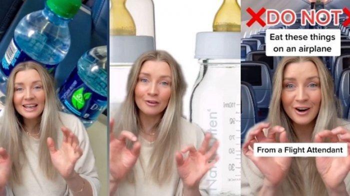 Seorang Pramugari Beberkan Minuman yang Sebaiknya Tidak Dipesan di Pesawat, Apa Alasannya?