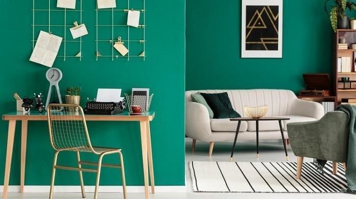Tahun Baru, Ini Tips Memilih Warna Ruangan