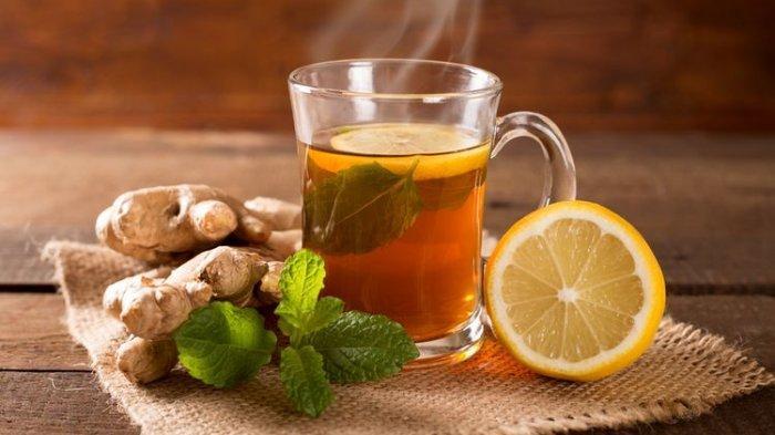 Makanan dan Minuman Penghangat Tubuh di Musim Penghujan, Jahe Bagus Untuk Kesehatan