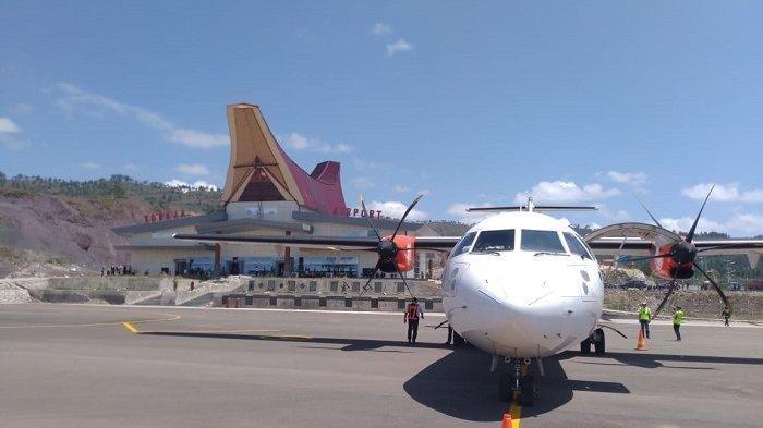 Bandara Buntu Kunik Resmi Dibuka, Presiden Jokowi Yakin Pariwisata Toraja Semakin Berkembang