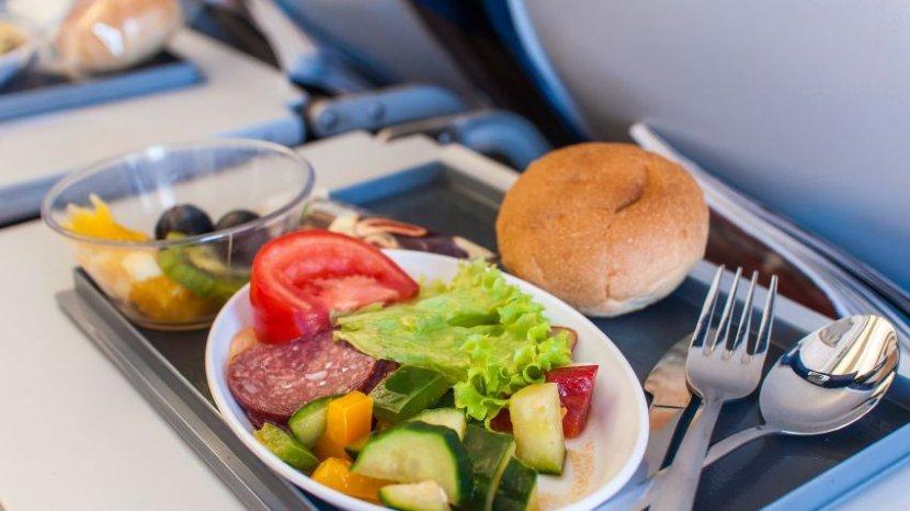 Ini Makanan dan Minuman yang Boleh Dibawa ke Kabini Pesawat
