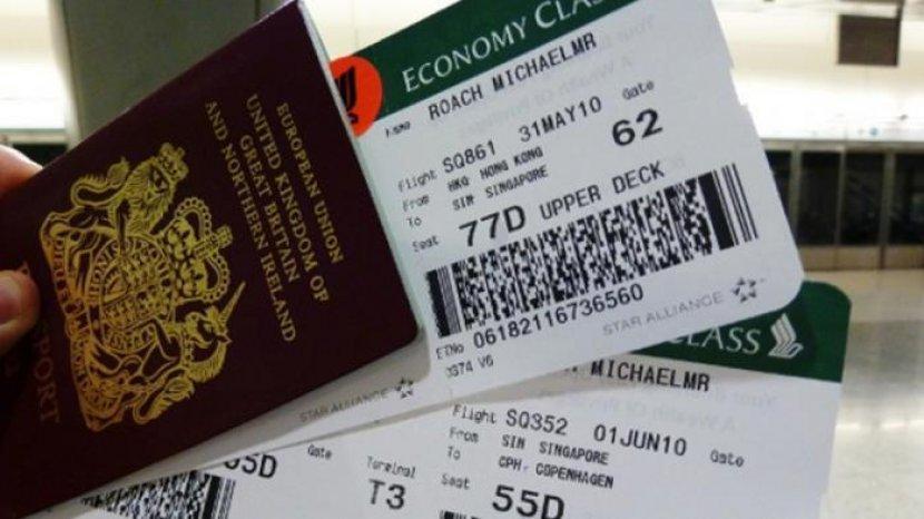 Ingin Berlibur di Akhir Tahun, Simak 8 Cara Mendapatkan Tiket Pesawat Murah