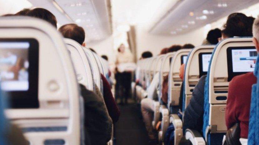6 Benda yang Dilarang Masuk ke Kabin Pesawat
