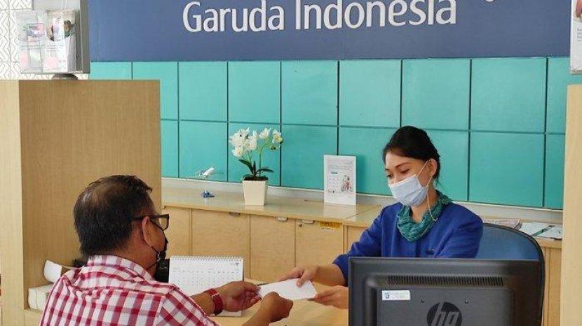 Permudah Calon Penumpang, Garuda Indonesia Perkenalkan Aplikasi Gly Garuda