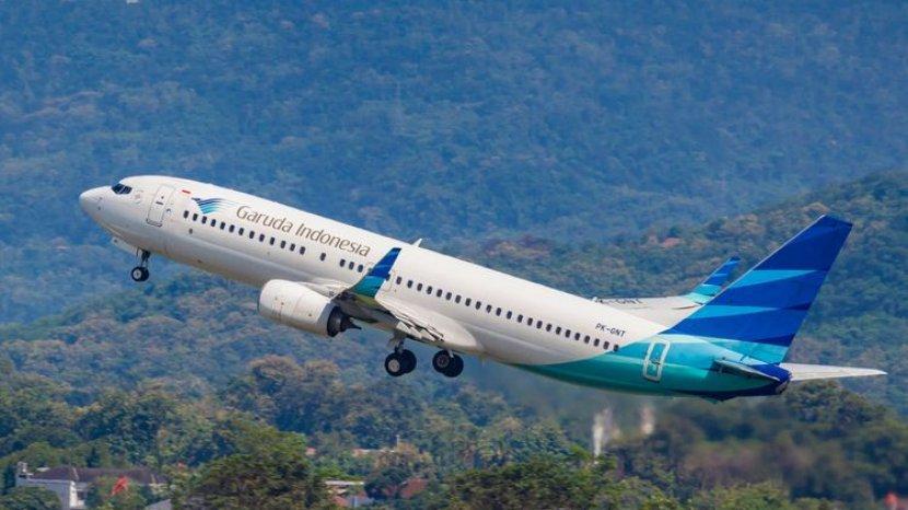 Mulai 1 April 2021 GeNose C19 Bisa Menjadi Pilihan Syarat Terbang Penumpang Garuda Indonesia
