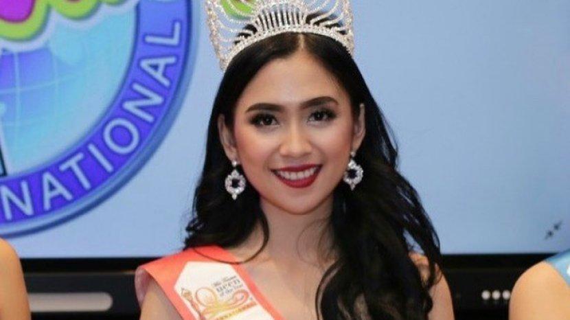 Putri Pariwisata Indonesia 2018 Raih Gelar Miss Tourism Queen of the Year International 2019/2020