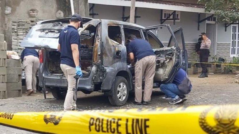 Polisi Pastikan Wanita yang Tewas Terbakar di Dalam Mobil Adalah Korban Pembunuhan