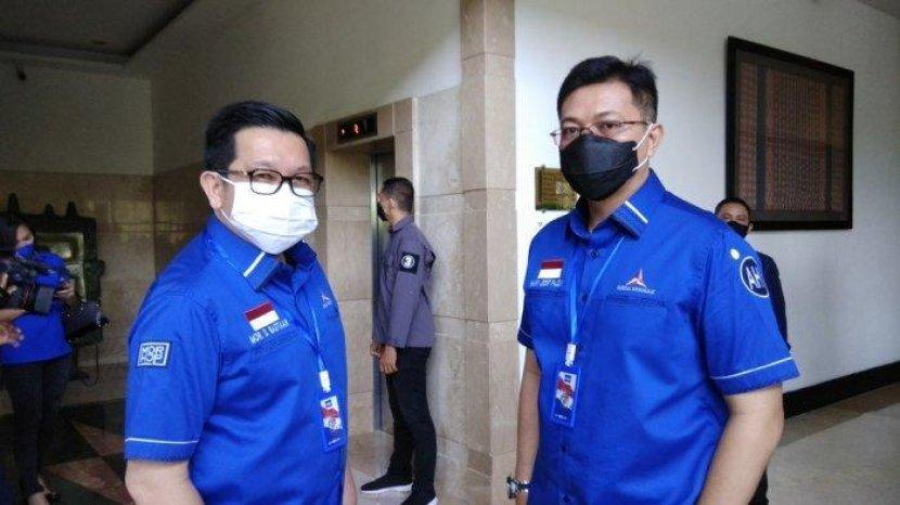 Calon Wali Kota Manado dari Demokrat Akui Keunggulan Andrei Angouw