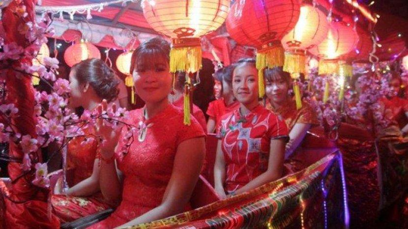 Bagi Warga Tionghoa, Ini Warna-warna yang Dipercaya Membawa Keberuntungan