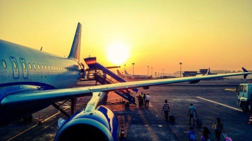 Tahukah Anda, Penerbangan dari Barat ke Timur Lebih Cepat Daripada Sebaliknya?
