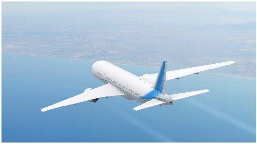 Ini Alasan Pesawat Selalu Melintas di Atas Lautan