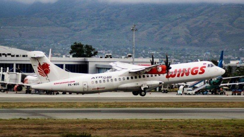 Wings Air Layani Penerbangan Manado-Kao Mulai 4 April 2021, Simak Jadwal dan Tarifnya