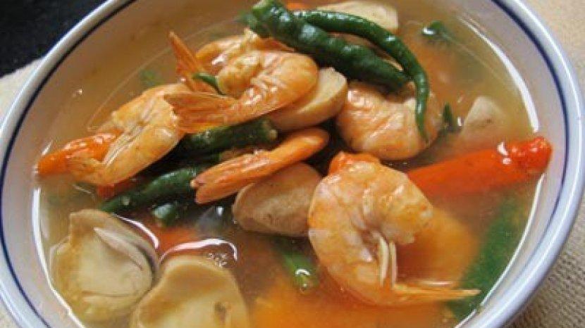 Sayur Asem, Enak Disantap Hangat-hangat dan Cocok untuk Menu Makan Siang