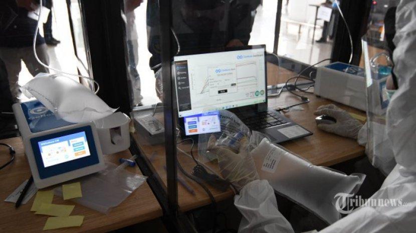 Permudah Penumpang Pesawat, Bandara Juanda dan Kulon Progo Layani Tes GeNose C-19