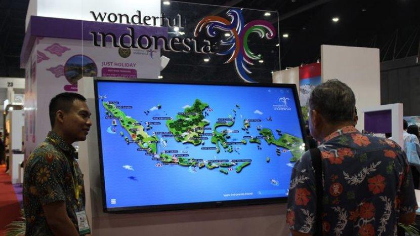 Kemenparekraf RI Promosikan 5 Destinasi Super Prioritas di Thailand