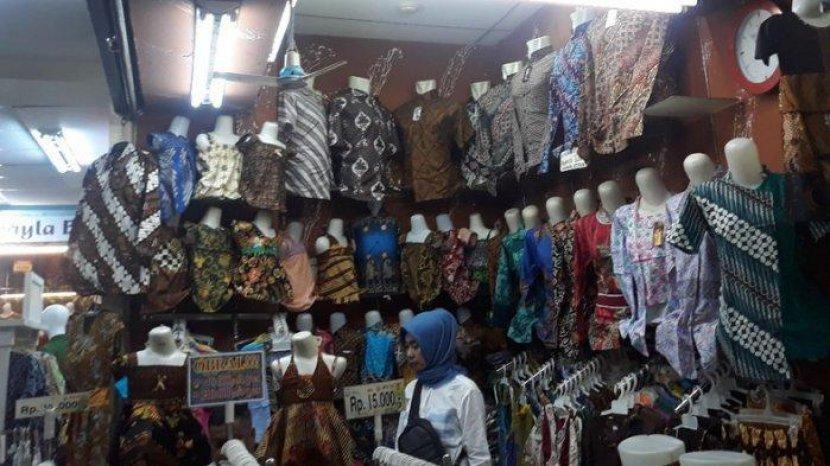 5 Tempat Belanja Batik Favorit, Thamrin City hingga Pasar Klewer Solo