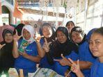 Komunitas Literasi Sulut Ajak Warga Pulau Nain Budidaya Rumput Laut