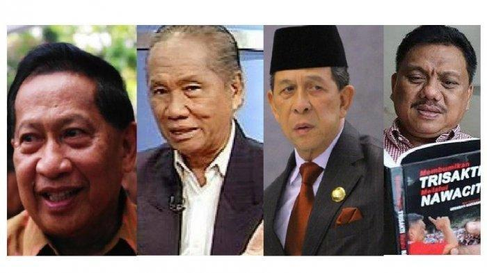 Daftar Nama 16 Gubernur, 8 Wagub dan 18 Sekprov Sulut Sepanjang Masa