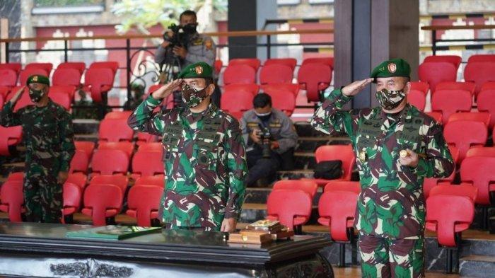 Profil Mayjen TNI Wanti Waranei Mamahit, Pangdam Merdeka