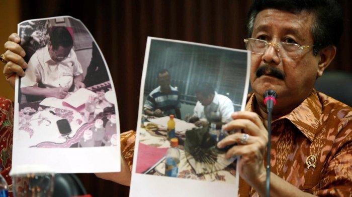 SOSOK Basrief Arief, Ketua Tim Pemburu Koruptor yang Berhasil Tangkap David Nusa Wijaya
