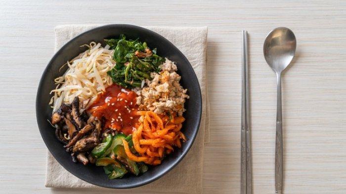 Mengenal Bibimbap, Makanan Korea yang Diambil dari Sesajen untuk Arwah Leluhur