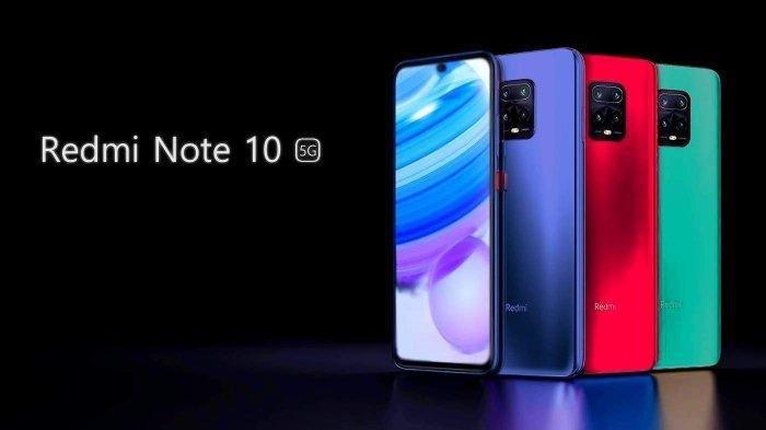 Spesifikasi Redmi Note 10, Akan Keluar 4 Maret 2021 di India