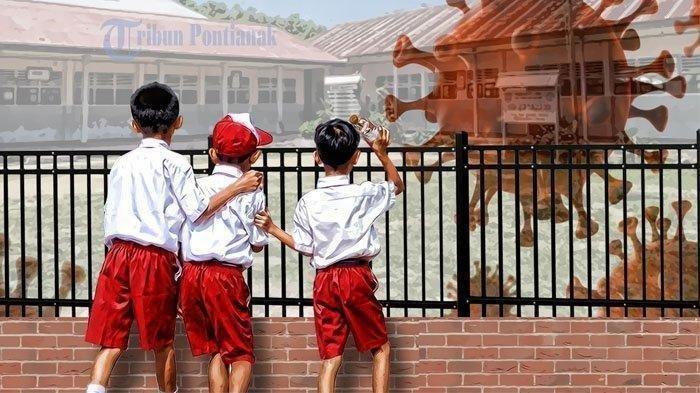 4 Syarat Siswa Bisa Naik Kelas di Masa Pandemi Covid-19 2021